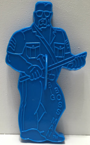 (TAS034198) - 1992 Titansports WCW nWo WWF Cookie Cutter - Big Boss Man, , Kitchen, Wrestling, The Angry Spider Vintage Toys & Collectibles Store  - 1