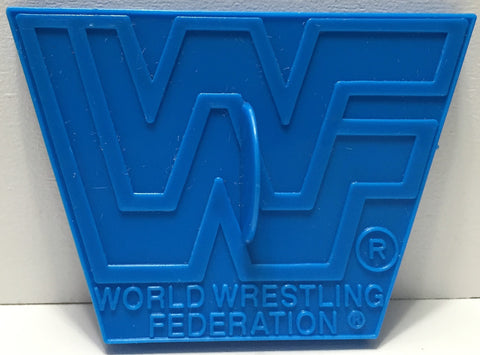 (TAS034199) - 1992 Titansports WCW nWo WWF Cookie Cutter - WWF Logo, , Kitchen, Wrestling, The Angry Spider Vintage Toys & Collectibles Store  - 1