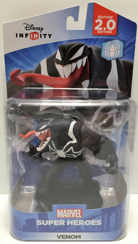 (TAS034222) - Disney Infinity Marvel Super Heroes Action Figure - Venom, , Action Figure, Disney, The Angry Spider Vintage Toys & Collectibles Store  - 1