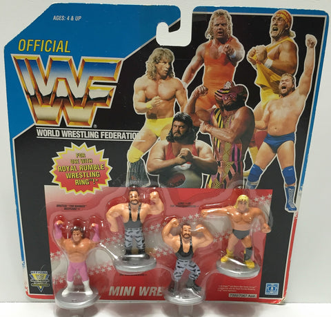 (TAS034226) - 1991 TitanSports Official WWF Wrestling Royal Rumble Mini, , Action Figure, Wrestling, The Angry Spider Vintage Toys & Collectibles Store  - 1