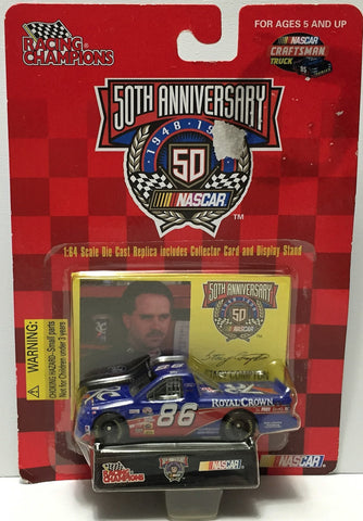 (TAS034261) - 1998 Racing Champions 50th Anniversary Die-Cast - Stacy Compton, , Trucks & Cars, NASCAR, The Angry Spider Vintage Toys & Collectibles Store  - 1