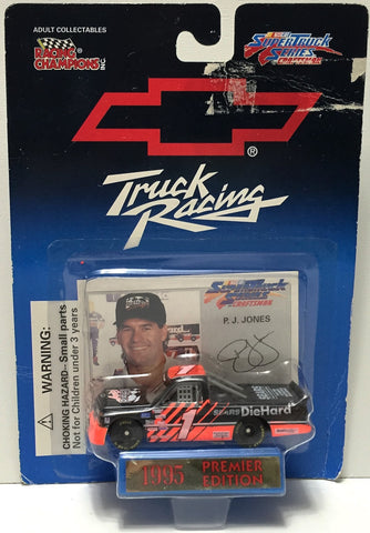 (TAS034262) - 1995 Racing Champions NASCAR Super Truck Series - P.J. Jones, , Trucks & Cars, NASCAR, The Angry Spider Vintage Toys & Collectibles Store  - 1