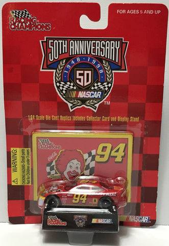 (TAS034266) - 1998 Racing Champions 50th Anniversary Die-Cast - Bill Elliott, , Trucks & Cars, NASCAR, The Angry Spider Vintage Toys & Collectibles Store  - 1
