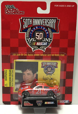 (TAS034269) - 1998 Racing Champions 50th Anniversary Stock Rods Michael Waltrip, , Trucks & Cars, NASCAR, The Angry Spider Vintage Toys & Collectibles Store  - 1