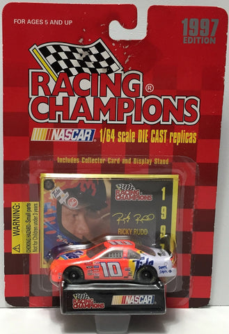 (TAS034270) - 1997 Racing Champions NASCAR Die-Cast Stock Car - Ricky Rudd, , Trucks & Cars, NASCAR, The Angry Spider Vintage Toys & Collectibles Store  - 1