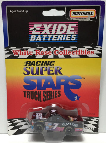(TAS034274) - 1995 Matchbox Exide Batteries White Rose Collectibles Truck Series, , Trucks & Cars, Matchbox, The Angry Spider Vintage Toys & Collectibles Store  - 1