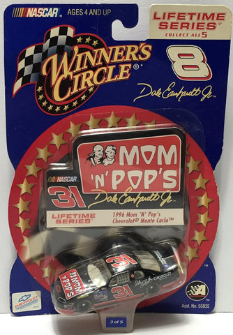 (TAS034277) - 2001 Winner's Circle Mom 'N' Pop's Car - Dale Earnhardt Jr #31, , Trucks & Cars, NASCAR, The Angry Spider Vintage Toys & Collectibles Store  - 1