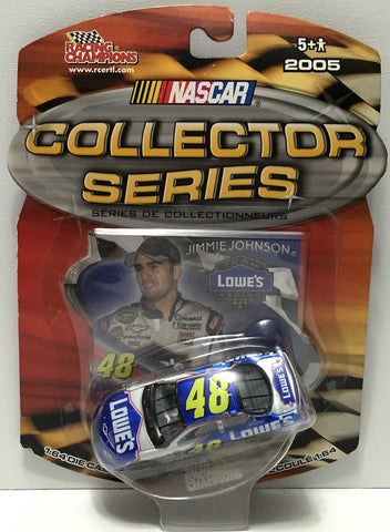 (TAS034278) - 2005 RC2 Brand NASCAR Collector's Series - Jimmie Johnson, , Trucks & Cars, NASCAR, The Angry Spider Vintage Toys & Collectibles Store  - 1
