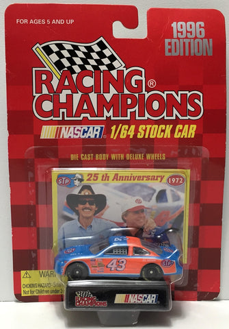 (TAS034283) - 1996 Racing Champions Die-Cast - Richard Petty #43 sTp, , Trucks & Cars, NASCAR, The Angry Spider Vintage Toys & Collectibles Store  - 1