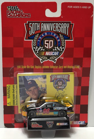 (TAS034286) - 1998 Racing Champions NASCAR 50th Anniversary - David Green, , Trucks & Cars, NASCAR, The Angry Spider Vintage Toys & Collectibles Store