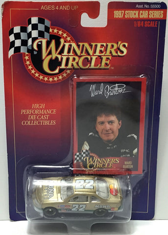 (TAS034291) - 1997 Winner's Circle Die-Cast - MNBA Ward Burton #22, , Trucks & Cars, NASCAR, The Angry Spider Vintage Toys & Collectibles Store  - 1