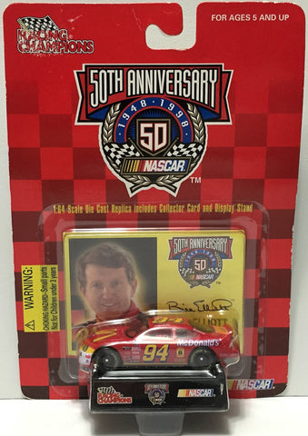 (TAS034297) - 1999 Racing Champions NASCAR - Bill Elliott #94, , Trucks & Cars, NASCAR, The Angry Spider Vintage Toys & Collectibles Store  - 1