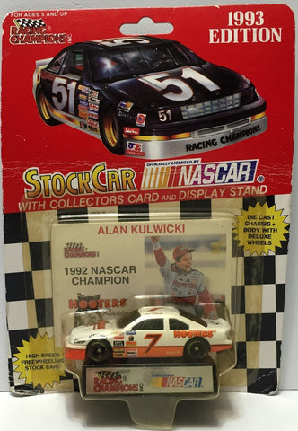 (TAS034302) - 1992 Racing Champions NASCAR Die-Cast Stock Car - Alan Kulwicki, , Trucks & Cars, NASCAR, The Angry Spider Vintage Toys & Collectibles Store  - 1