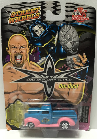 (TAS034304) - 1999 Racing Champions Street Wheels WCW Die-Cast Car - DDP, , Trucks & Cars, Wrestling, The Angry Spider Vintage Toys & Collectibles Store  - 1