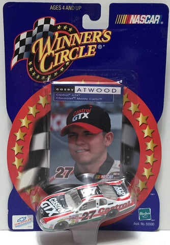 (TAS034305) - 2000 Winner's Circle Nascar Die-Cast Stock Car - Casey Atwood, , Trucks & Cars, NASCAR, The Angry Spider Vintage Toys & Collectibles Store  - 1