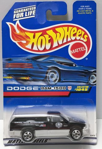 (TAS034419) - 1998 Mattel Hot Wheels Die-Cast - Dodge Ram 1500, , Trucks & Cars, Hot Wheels, The Angry Spider Vintage Toys & Collectibles Store  - 1