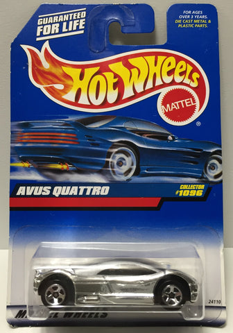 (TAS034421) - 1998 Mattel Hot Wheels Die-Cast - Avus Quattro, , Trucks & Cars, Hot Wheels, The Angry Spider Vintage Toys & Collectibles Store  - 1