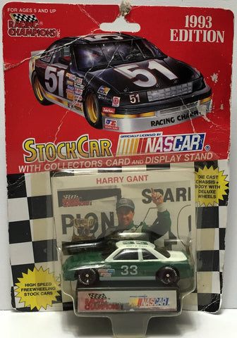 (TAS034901) - 1993 Racing Champions NASCAR Official Stock Car - Harry Gant, , Trucks & Cars, NASCAR, The Angry Spider Vintage Toys & Collectibles Store  - 1
