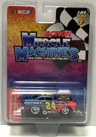 (TAS034902) - 2005 Action Racing Muscle Machines Die-Cast - Jeff Gordon, , Trucks & Cars, Action Racing, The Angry Spider Vintage Toys & Collectibles Store  - 1