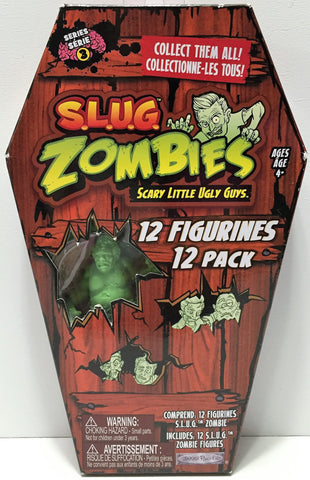 (TAS034920) - 2012 Jakks Pacific S.L.U.G. Zombies Series 3 - 12 Figurines Pack, , Action Figure, Jakks, The Angry Spider Vintage Toys & Collectibles Store  - 1