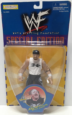 (TAS034948) - 1998 Jakks Pacific WWF Signature Series Action Figure Jesse James, , Action Figure, Wrestling, The Angry Spider Vintage Toys & Collectibles Store  - 1