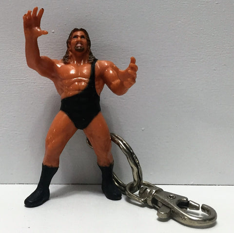 (TAS035008) - 1999 Toy Biz WCW Wrestling Figure Keychain - The Giant, , Keychain, Wrestling, The Angry Spider Vintage Toys & Collectibles Store  - 1
