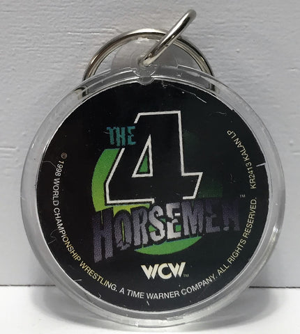 (TAS035016) - 1998 WCW Wrestling Keychain - The 4 Horsemen, , Keychain, Wrestling, The Angry Spider Vintage Toys & Collectibles Store  - 1