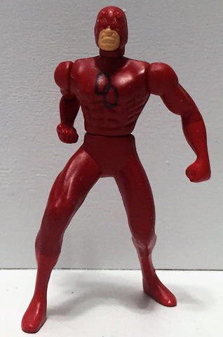 (TAS035047) - 1994 Toy Biz Marvel Steel Mutants Mini Figure - Daredevil, , Action Figure, X-Men, The Angry Spider Vintage Toys & Collectibles Store  - 1