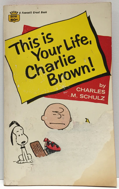 (TAS035365) - 1962 This is Your Life, Charlie Brown by Charles M. Schulz Book, , Books, Peanuts, The Angry Spider Vintage Toys & Collectibles Store  - 1