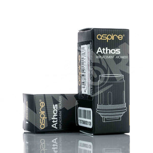 ASPIRE ATHOS REPLACEMENT COILS - The Vapory - www.thevapory.com - REPLACEMENT COILS