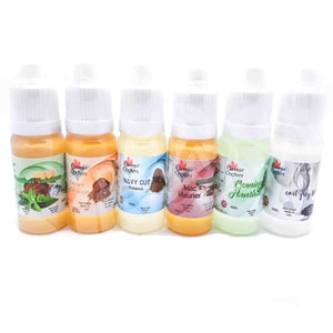 FLAVOUR CRAFTERS - EXPORT - The Vapory - www.thevapory.com - E-LIQUID