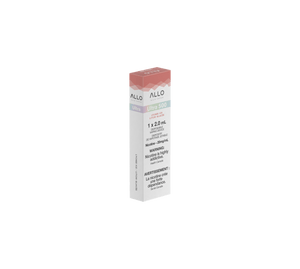 ALLO ULTRA DISPOSABLE VAPE - LYCHEE ICE (2ML)