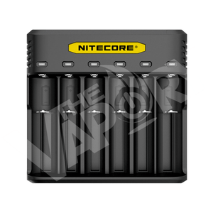 NITECORE Q6 6 SLOT 2A CHARGER - The Vapory - www.thevapory.com - ACCESSORIES