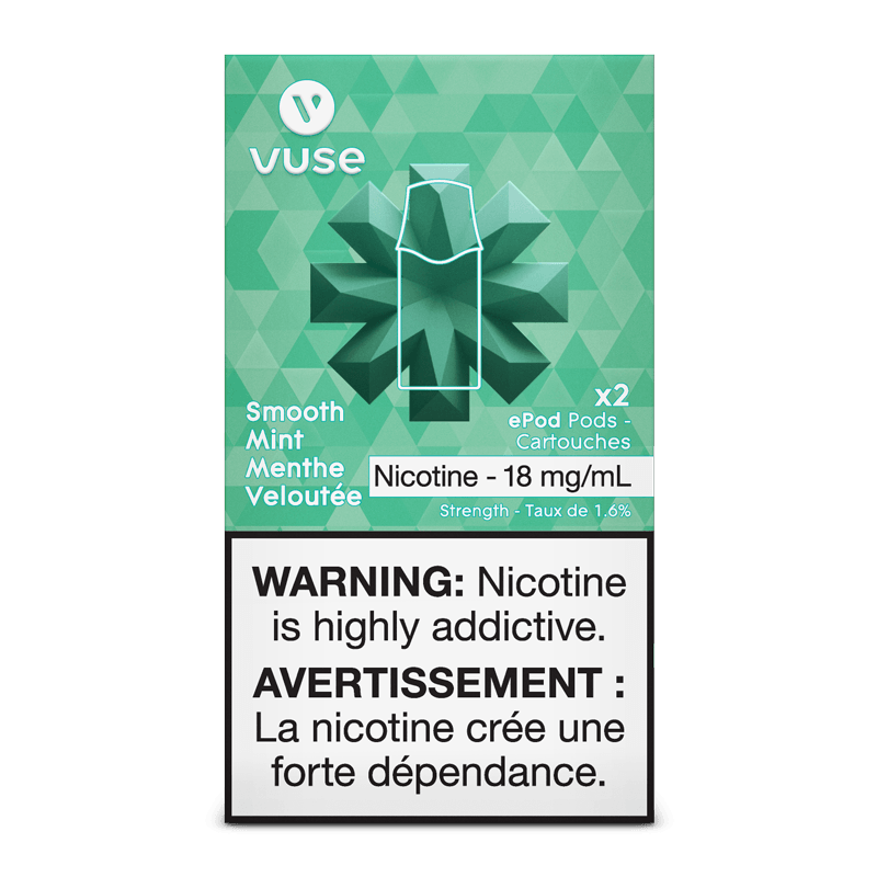 VUSE EPOD - SMOOTH MINT
