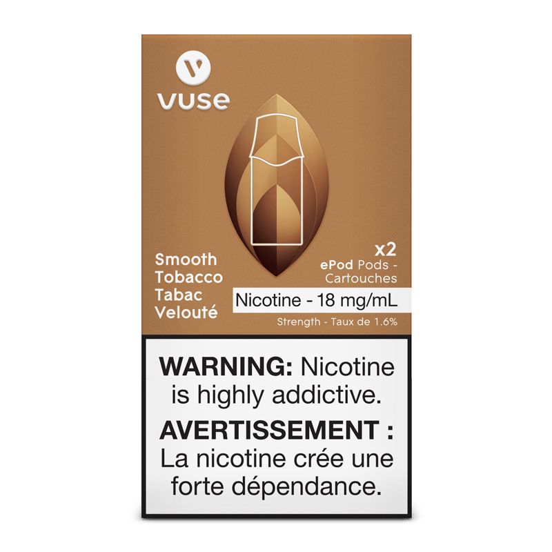 VUSE EPOD - SMOOTH TOBACCO