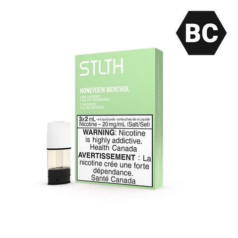 STLTH PODS - HONEYDEW MENTHOL