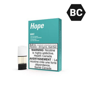 HOPE STLTH PODS - MINT