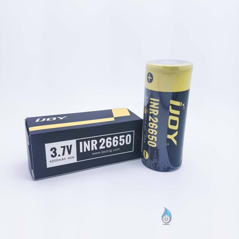IJOY 26650 40A 4200MAH - The Vapory - www.thevapory.com - ACCESSORIES