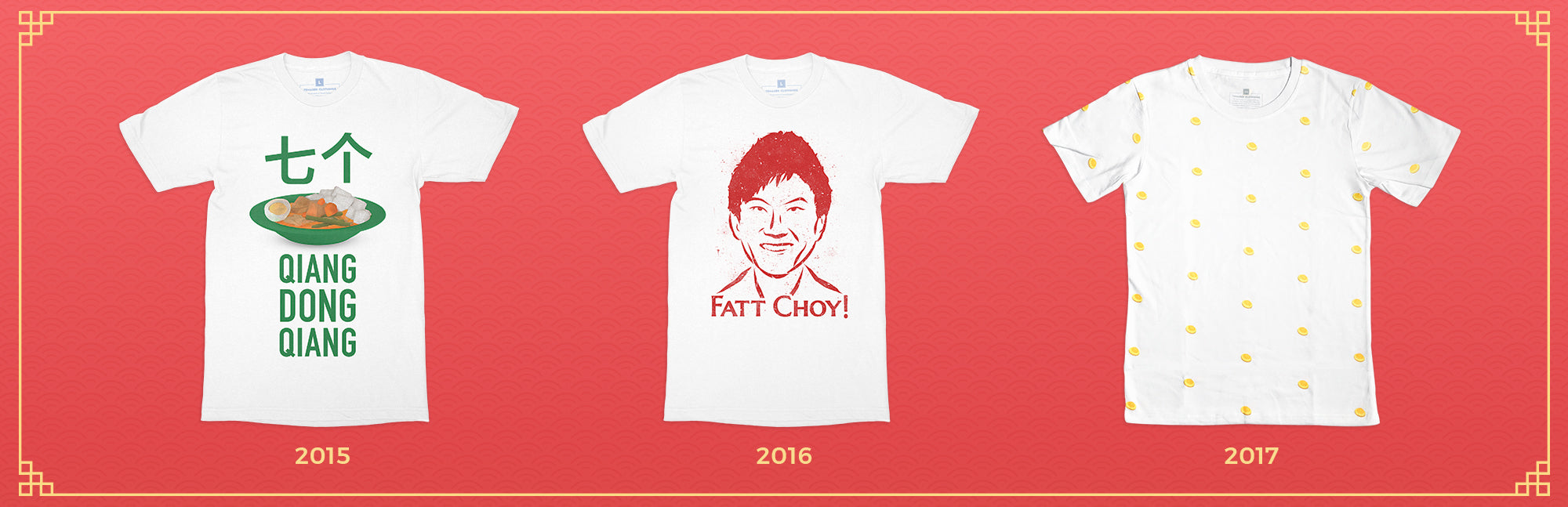 The National Museum of CNY Tees