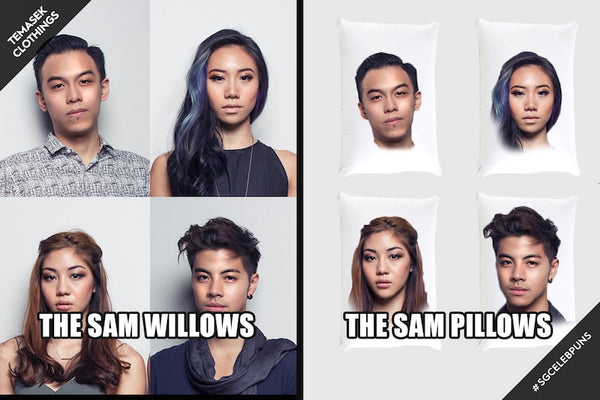 The Sam Pillows