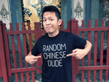 Temasek Clothings - Random Chinese Dude T-shirt - 3
