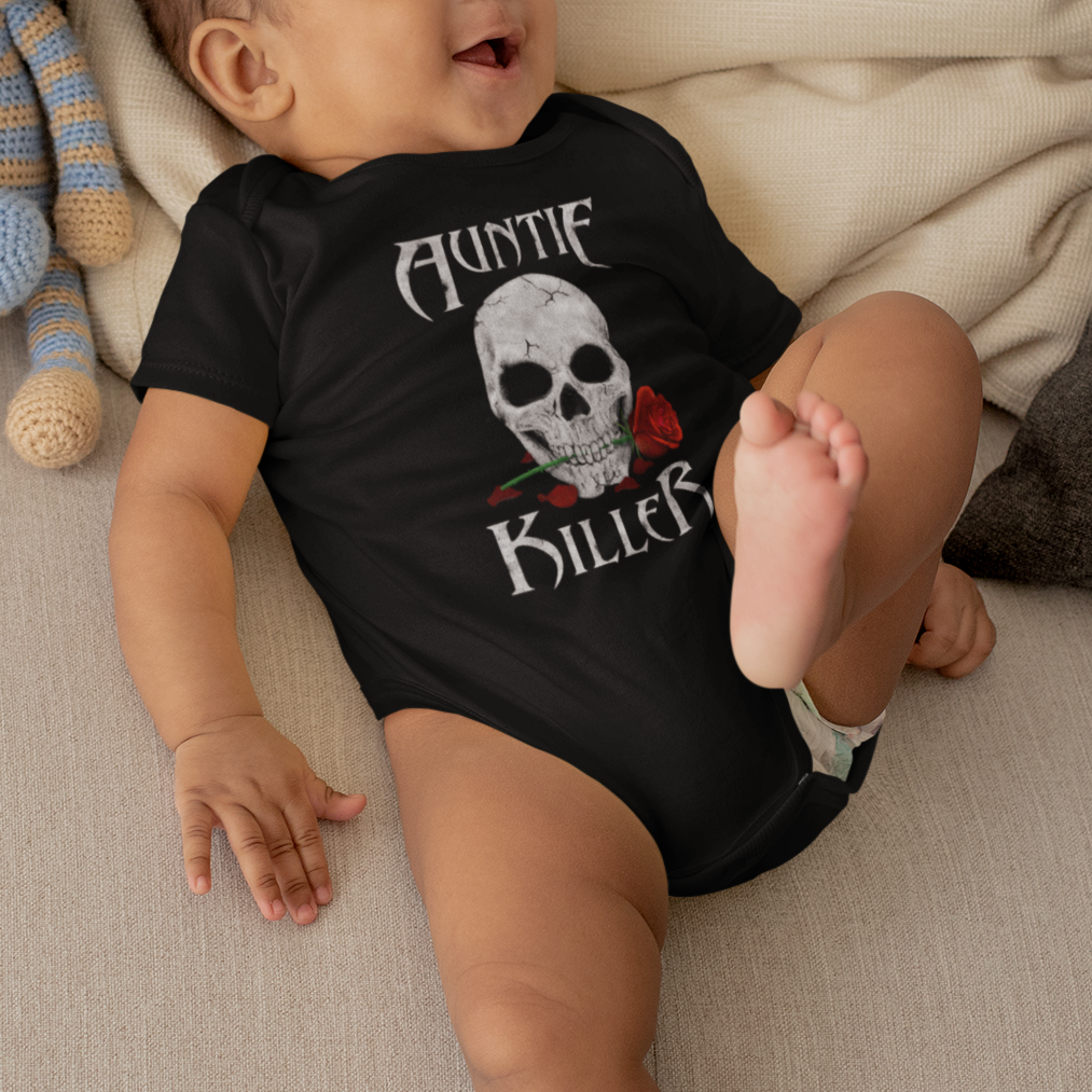 Temasek Clothings - Kids T-shirt - Auntie Killer