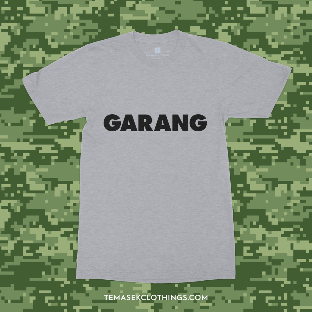 Temasek Clothings - Garang T-shirt