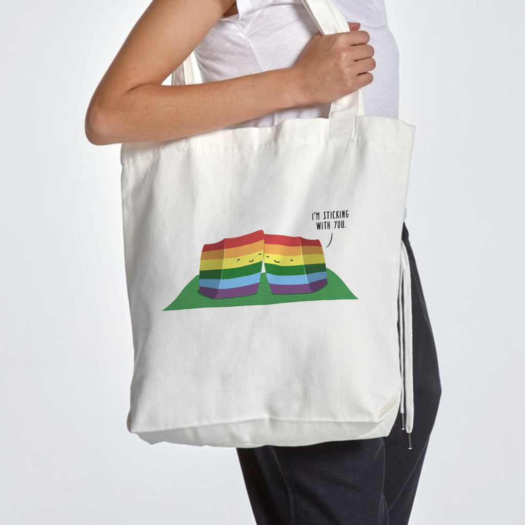 Temasek Clothings - Gay Lapis Tote Tote Bag - 1