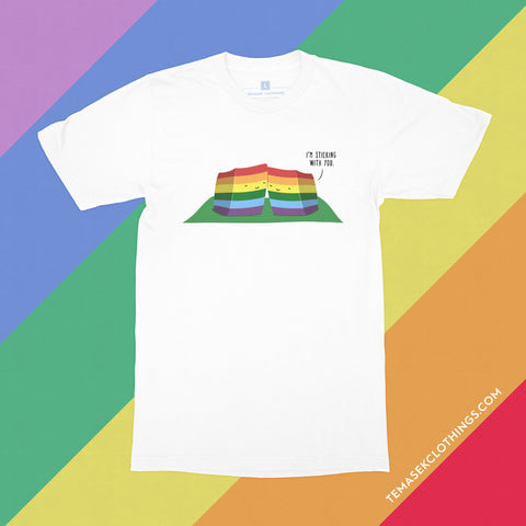 Gay Lapis T-shirt from Temasek Clothings