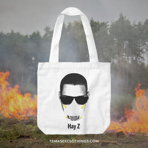 Temasek Clothings - Hay Z Tote Tote Bag