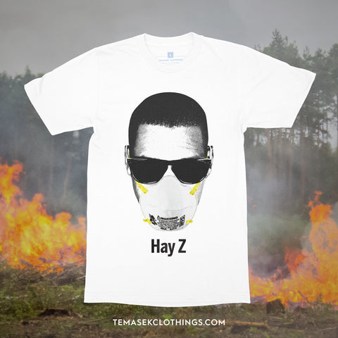 Temasek Clothings - Hay Z T-shirt - 1