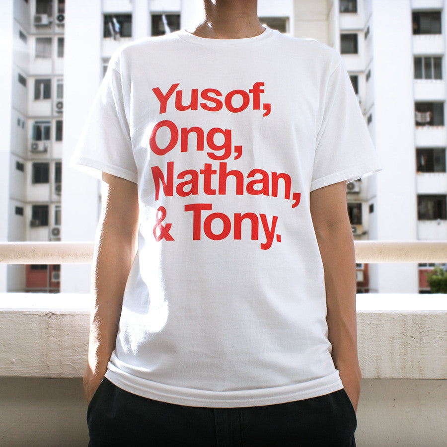 Temasek Clothings - Occupy Istana T-shirt - 2