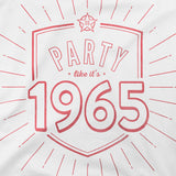 Temasek Clothings - Party Like It's 1965 T-shirt - 2