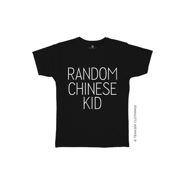 Random Chinese Kid - Temasek Clothings